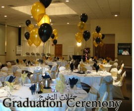 Graduate Ceremony Celebration